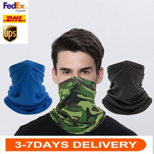 Cap STOCK, US Unisex Magic Mask Neck Protective Head Com Gaiter Cycling Biker's Tube Face Scarf Wristband Bandana Beanie Outdoor Sports Iseu