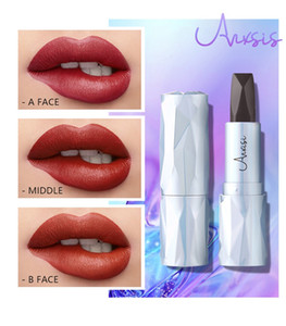 1 Lipstick=3 Kinds Colors Lip Stick Long Lasting Waterproof Nutritious Moisture Velvet Matt Nude Make Up Lip Gloss 0353
