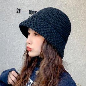 Hiver Luxury Designer Hip Hop Laine Casual Hat Mode Stingy Brim Chapeaux Automne Respirant extérieur Réchauffez Femmes Cap Beanies