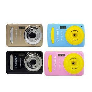 16 Million Pixels 2.7-inch Portable Digital Camera Convenient High Definition Mini Digital Camera Recorder
