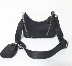 2020 épaule haute qualité Sacs en cuir Tote des femmes des hommes de couleur Sacs à main Bestselling femmes porte-monnaie duffle selle sacs sac bandoulière porte-monnaie Hobo