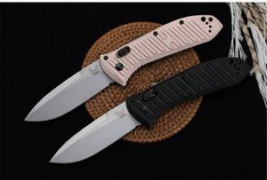 Benchmade BM C07 BM3300 Bıçak BM601 Blade 6061 Açık Kolu S30V BM Katlanır 5700 Bıçak Kampı 940 Alüminyum PUHPI