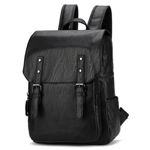 Fashion Backpack 2020 Men Backpack Storage School Bag For Teenage Boys 15.6 Inch Laptop Rucksack Bolso Mochila Antirobo