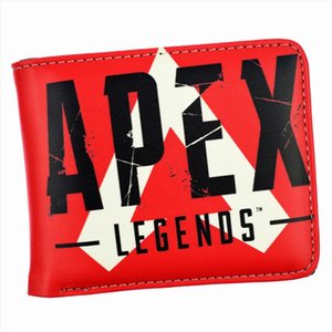 Hot Game APEX Legends Wallet Cool Design Short Purse for Boys Mens Wallets Drop Shipping Good Quality