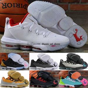С коробкой тренеров мужчины 13 женщин Scarpe размер нам Джеймс Баскетбол Лебронс 38 XVI 46 Кроссовки Zapatos Tripler Black Lebrons 16 47 Обувь 12