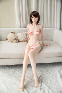 162cm Real Silicone Sex Dolls Japanese Adult Full Oral realistic anime Love Doll