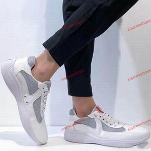 2020 New Mens Red Casual Comfort Shoes high quality Man Shoes Shiny Patent Leather with Mesh Breathable Shoes size 38-45