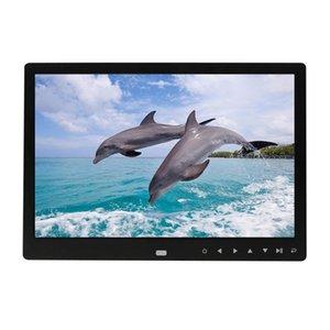 Pantalla IPS Digital Digital Frame Digital Frame de 12 pulgadas con IPS LCD 1080P MP3 MP3 Player video 201211