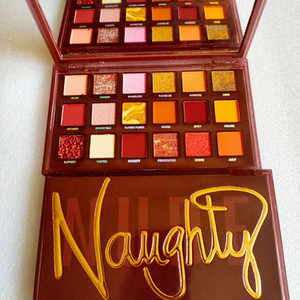 Newest Naughty NUDE 18colors eyeshadow Shimmer Matte 18colors eyeshadow palette High quality