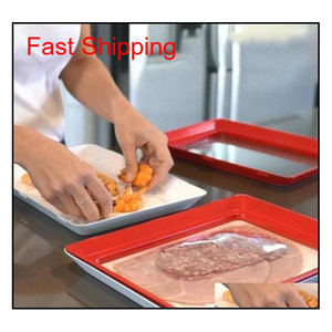 Vacuum Fresh-keeping Tray Preservation Tray Storage Container Creative Healthy Food Food Sealed Crisper Lid Kitch qylMNL my_home2010