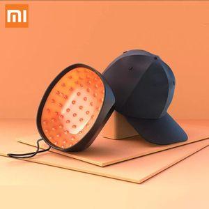 Xiaomi Cosbeauty LLLT Hair Growth Regrowth Helmet Reduce Hair Loss Cap Hair Treatment Fast Regrowth Laser Cap