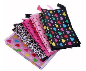 Simple Zip Closure Travel Toiletry Kits Storage Bag Satin Briefcase Cosmetic Makeup Bag For Women Wholesale