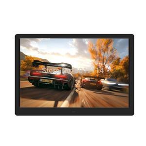15 İnç LED Arka HD 1280 * 800 Tam Fonksiyon Dijital Fotoğraf Çerçevesi Elektronik digitale Resim Music Video
