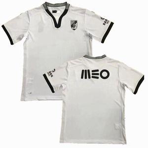 20 21 Vitória de guimarães Soccer Jersey Edwards Quaresma Vitora de Guimaraes Home 2020 2021 قميص كرة القدم