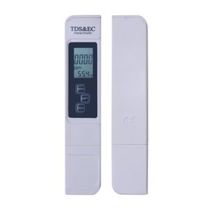 Water Quality Measurement Tool Tester Water Quality Meter Temperature Tester Pen 3 In1 Function Conductivity