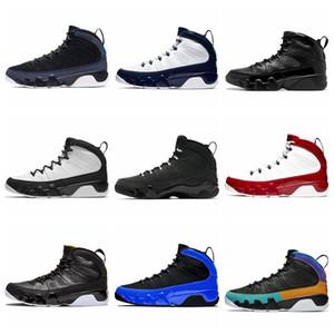 mini scarpe da basket 9 Mens Trainers Jum pman Racer Blu Bred Dimensioni UNC Palestra Red agrumi di alta qualità Trainer Sport Sneakers 41-47