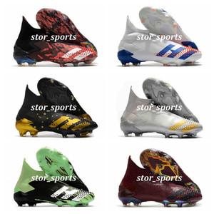 Predator Mutator 20+ 2020 New Mens Designer Soccer Tacchetti tacchi alti Top Messi FG Scarpe da calcio Designer professionale Stivali da calcio 39-45