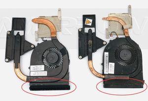 Lenovo Z570 B570 V570 için Orjinal ücretsiz gönderim CPU soğutma soğutucu fanı