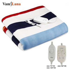 Electric Blanket Thicker Heater Double Body Warmer Heated Blanket Thermostat Electric Heating Warmer Pad with controller1