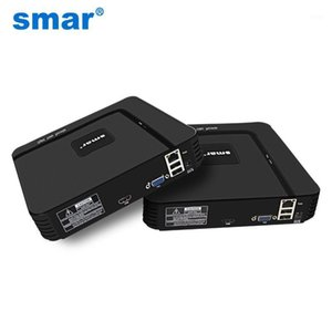 Smar H.265 CCTV NVR 16CH 5MP 8CH 4MP 4CH 5MP Security Video Surveillance Recorder Motion Detect ONVIF P2P Max Support 8TB HDD1
