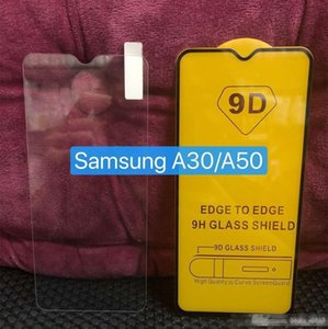 Aplicable a Samsung A10 A20e A30A50 pantalla de cine a pantalla completa, pegamento completo de dos fuerzas endurecimiento película endurecimiento A70 teléfono móvil