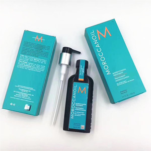 Newest Australian Morocco Hair Care Essential Oil 100ml Oil Dry and Fresh Damaged Non-shampoo Spot shampoo&conditioner High quality