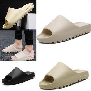 WXTLH FLOPS WOM 고품질 샌들 비치 슬리퍼 M PLAT SLIPPER Ladies Flip 슬라이더 방게 블랙 화이트