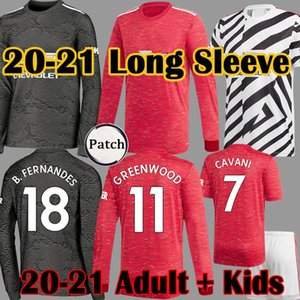 FC Manchester united  GREENWOOD maillots maillot de foot POGBA 2019 2020 soccer jersey LINGARD LUKAKU RASHFORD maillots de football UniTEd UtD 19 20 uniformes pour MAN kits