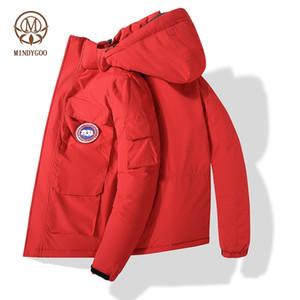 Mindygoo Alta Qualidade Atacado OEM Personalizado Designer Mulheres Esportes Fur Fleece Mens Mulheres Down Bomber Shopper Jacket