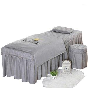 Biancheria da letto del salone di bellezza di alta qualità Set di biancheria da letto spessore lenzuola Sfondi Copriletto Fumamento Massaggio Spa Cover Spa Cover Duvet1