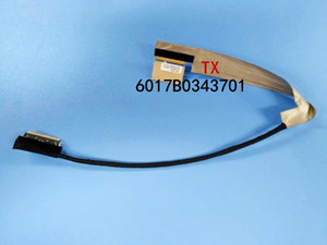 New LCD para Cabo EliteBook 8470P 8470W CT12 6017B0343701 686016-001 686018-001 Laptop Screen Video Flex Data LVDS fio Linha