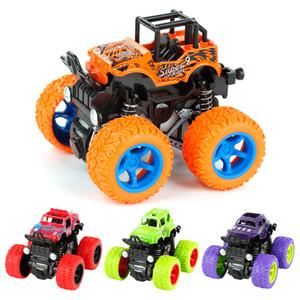 NUOVA MINI MINI INERIATO FOUTO-STRADE Veicolo a quattro ruote more-guida per bambini giocattolo per bambini Torna indietro Auto Stunt