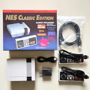 HDTV Out 1080P can store 638 Game Console Video for NES games consoles Two Controller game players for Classic nes Free DHL