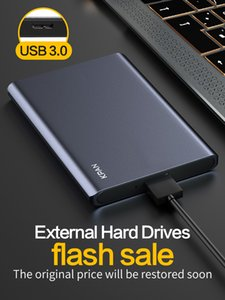 "KPAN HDD 2.5"" SATA USB3.0 external hard drive 1tb hdd 2tb portable ps4 harddisk hd externo for PC Xbox TV Box MAC OS 500GB"