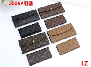 Hot sale and wholesale Top sheepskin wallet fashion ladies single zipper cheap women leather wallet lady ladies purse Long wallet W216