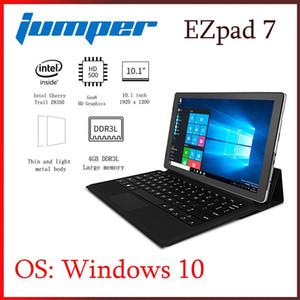 """Tablet PC Jumper Ezpad 7 2 in 1 10.1 """"Intel Cherry Trail X5-Z8350 4 GB DDR3 64GB EMMC FHD IPS Scherm Tablets Windows 10"""