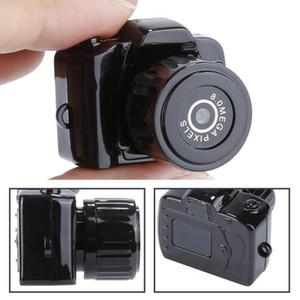 كاميرا مصغرة Y2000 مسجلات كاميرا كاميرا فيديو HD 720P مايكرو DVR كاميرا محمولة لمراقبة الطفل DVR مسجل فيديو كاميرا