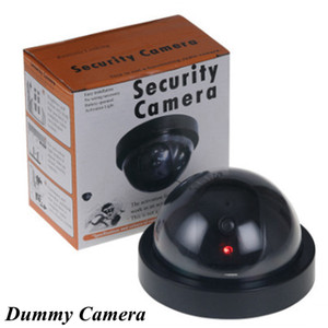 Fake Camera Simulated Security video Surveillance Dummy Ir Led Dome Camera Signal Generator Santa Security Supplies LLS532