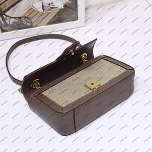 Best quality big leather shoulder bag designer handbag lady handbag shop bag designer handbag Free freight G019
