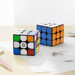 Youpin Giiker M3 مكعب مغناطيسي 3x3x3 حية اللون ساحة ماجيك مكعب لغز العلوم التعليمية لا تعمل مع تطبيق Giiker Y200428