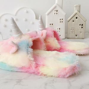 dd95 Tuscany Italy Heel Slippers Hair Slipper Women Casual FurWarm Plush Sliders Calfskin Sandals Flat Fashion Rabbit Luxurys Desig