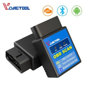 ELM327 1.5 Auto Scanner Tool ELM 327 Bluetooth Version OBD2 OBDII For Android Torque Car Code Reader
