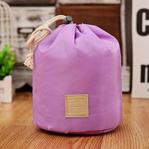 New Makeup Female Bag Cosmetic Portable Bags Bucket Drawstring Pouch Women Girl Arrival Shaped For Xxerb Mmavx