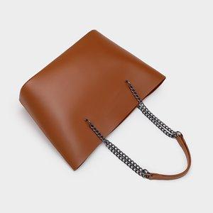 saco de moda Grey Top Quality Genuine pu couro 41056 do couro Shoulder Bag messengerbag clássico Praça do saco da bolsa da forma das mulheres