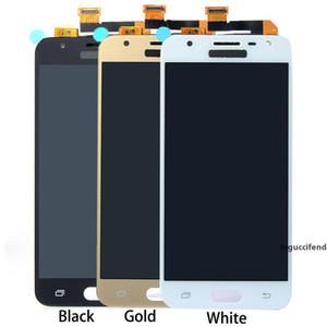 Samsung Galaxy J5 Prime G5700 G570F G570 İçin Yeni Test LCD Dokunmatik Ekran Sayısallaştırıcı Yedek Parçalar