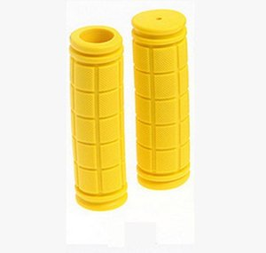 Rubber Bike Handlebar Grips Cover Bmx Mtb Mountain Bicycle Handles Anti-skid Bicycles Bar Grips Fi wmtSYU my_home2010