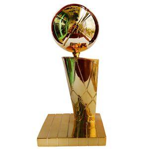 Basketbol Maçı Fantezi Şampiyonası Trophy Reçine Model 21 CM Yükseklik Kupası Spor Hediyelik Eşya Koleksiyonları için Hediye Hayranları için Hediye