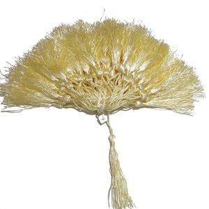 100pcs lot 32 couleurs franges de soie gluge pompom garnitures décoratives garnitures pour cordes de rideaux vêtements maison décoration accessoires h wmtnox