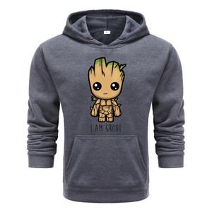 Rvel groot hoodies moletom masculino feminino nova moda hip hop hoodie harajuku streetwear casual com capuz 2020 jaqueta de pul X1022