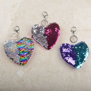 Beauty Coin Purse Sequin Bag Child Fashion Pretend Play Dress Up Toy Bag Home Decoration Toy